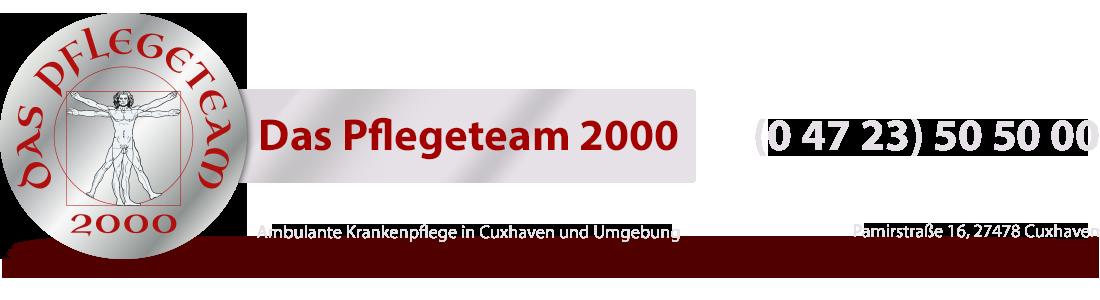 Das Pflegeteam 2000